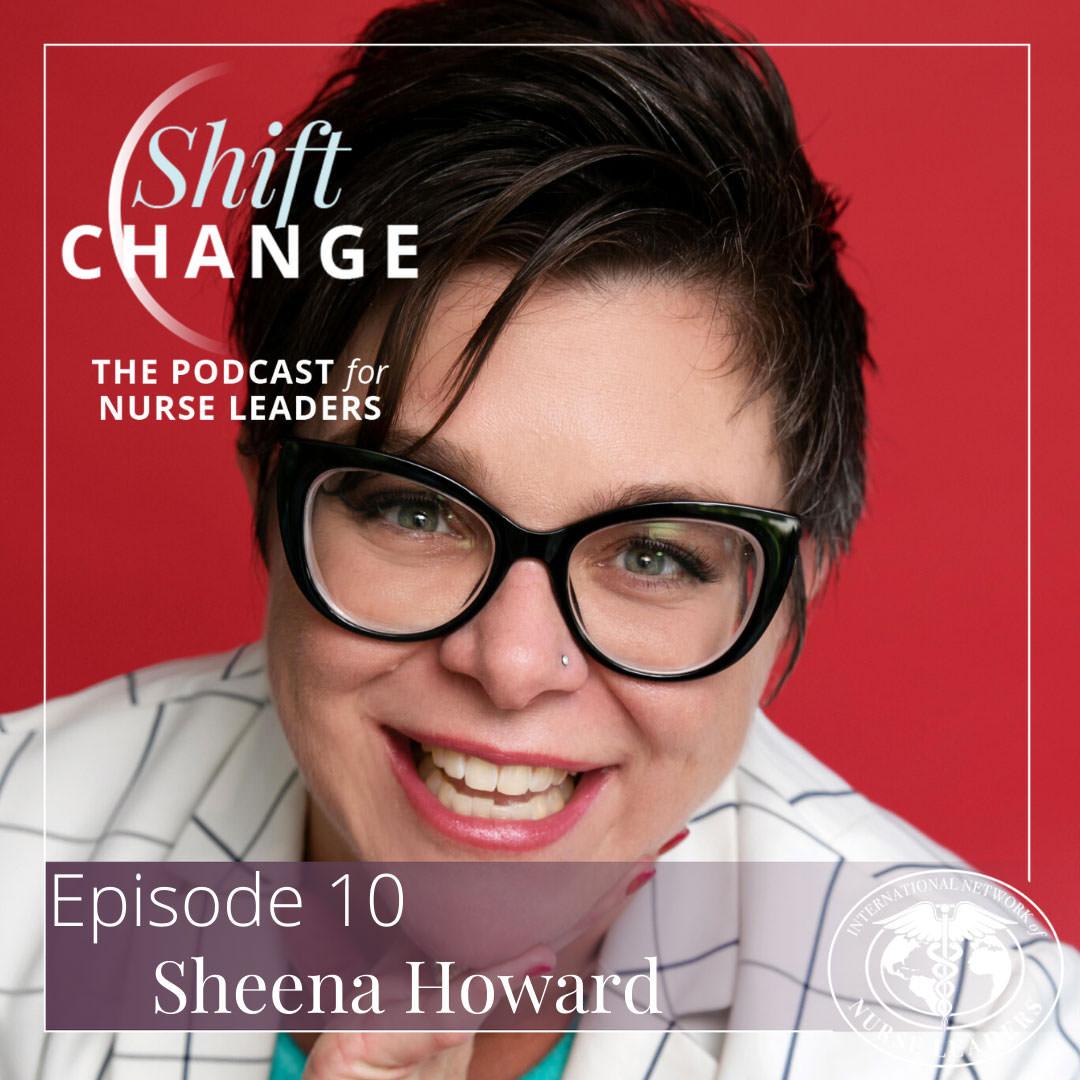 Love Led Sheena Shift Change