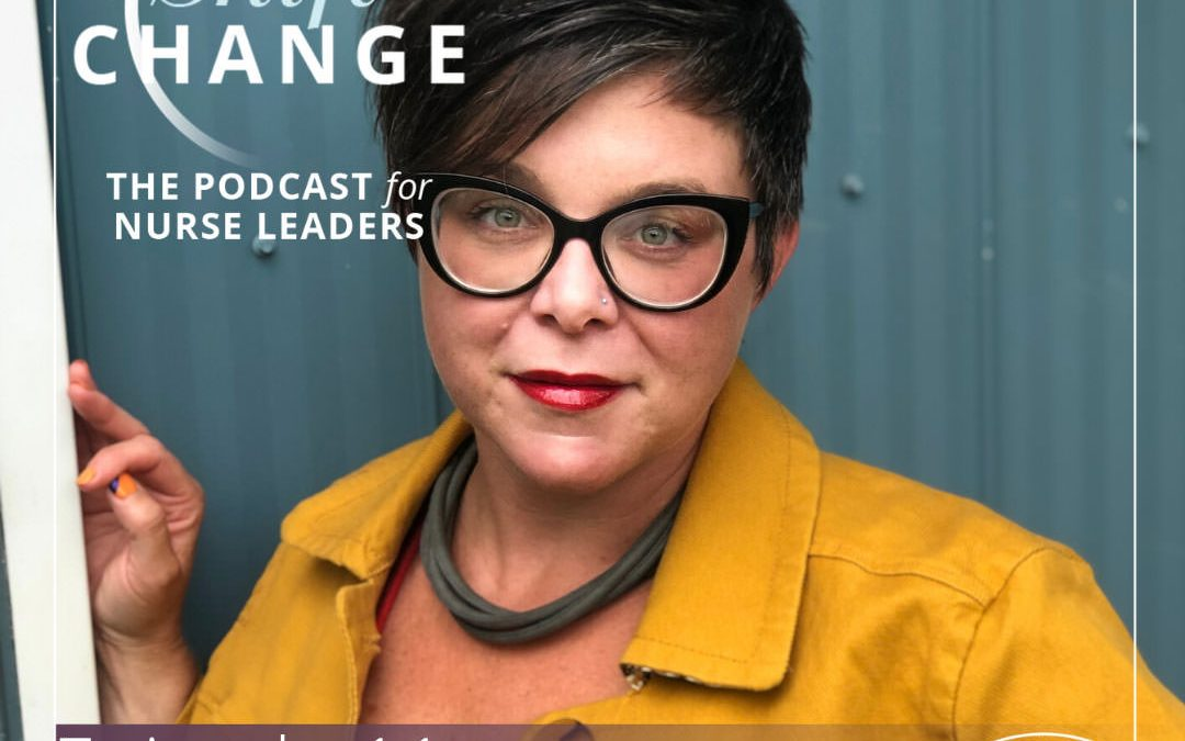 Shift Change with Sheena Howard Part Two
